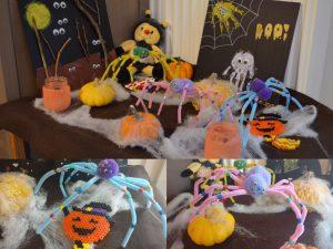 10 idées sur le thème d'Halloween (activités, jeux, recette, livres) - Préparer une table d'Halloween