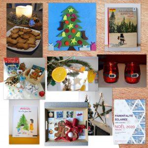 Maaademoiselle A. Shop - 10 idées sur le thème de Noël (activités, jeux, recette, livres)