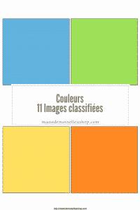 Maaademoiselle A. Shop - Nouveautés de décembre 2020 - Images classifiées - Couleurs