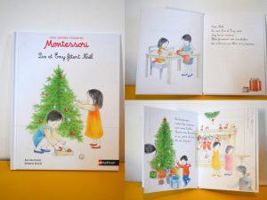 Maaademoiselle A. Shop - 10 idées sur le thème de Noël (activités, jeux, recette, livres) - Livre Liv et Emy fêtent Noël