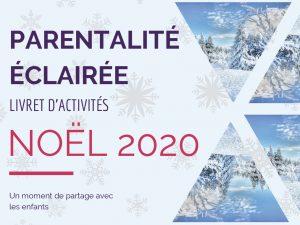 Maaademoiselle A. Shop - 10 idées sur le thème de Noël (activités, jeux, recette, livres) - Parentalité Eclairée Livrets d'activités Noël 2020