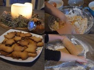 Maaademoiselle A. Shop - 10 idées sur le thème de Noël (activités, jeux, recette, livres) - Sablés de Noël aux épices